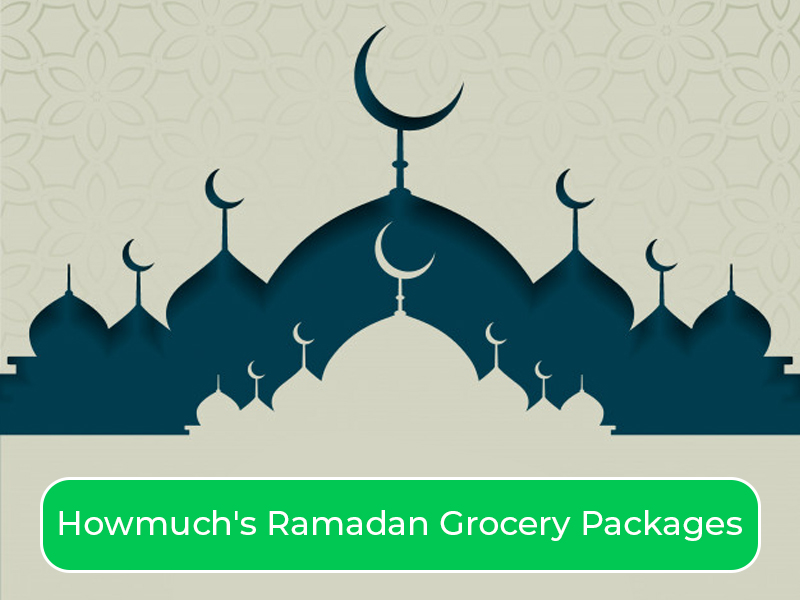 Howmuch's Ramadan Grocery Packages