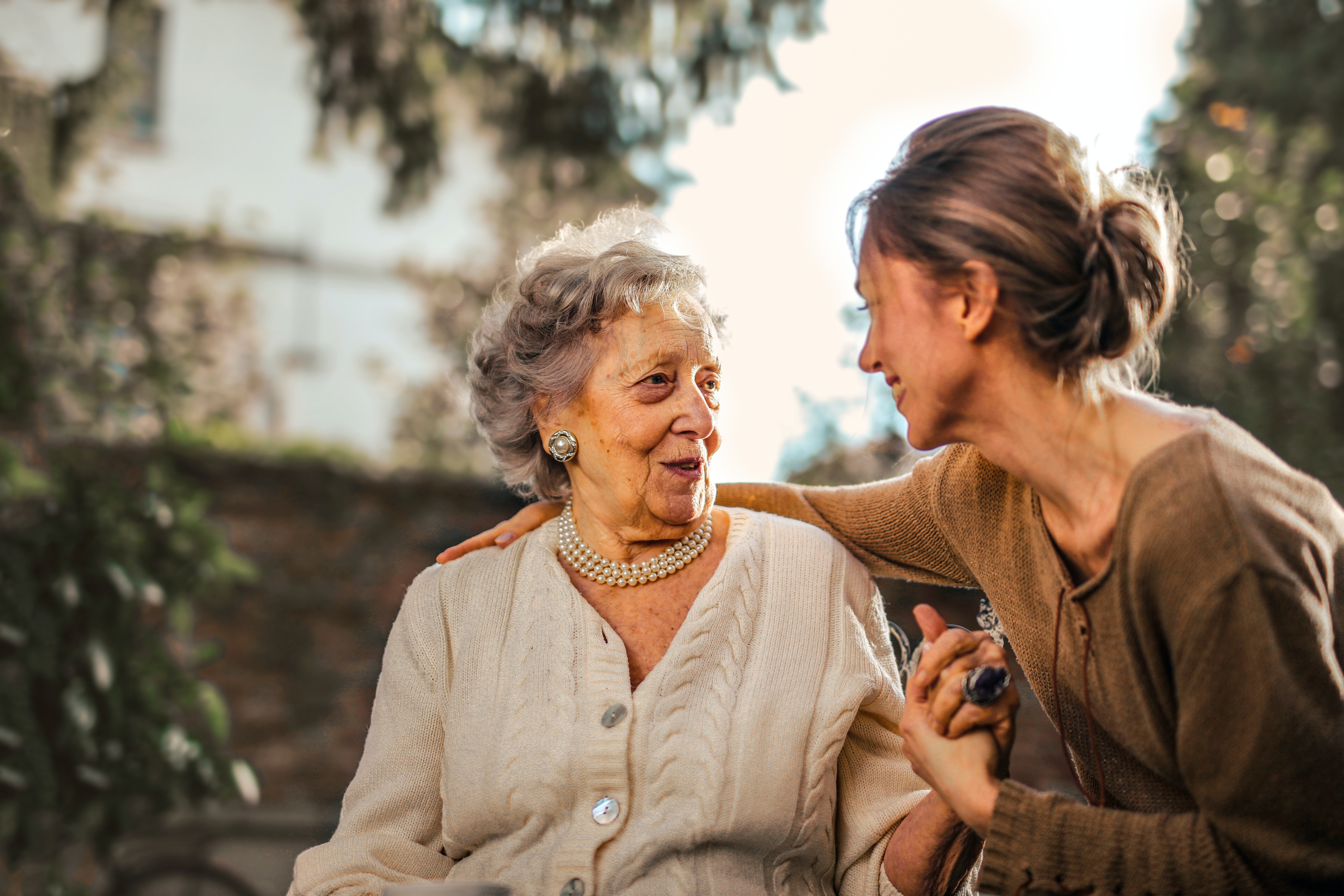 Problems Seniors Face in Their Old Age