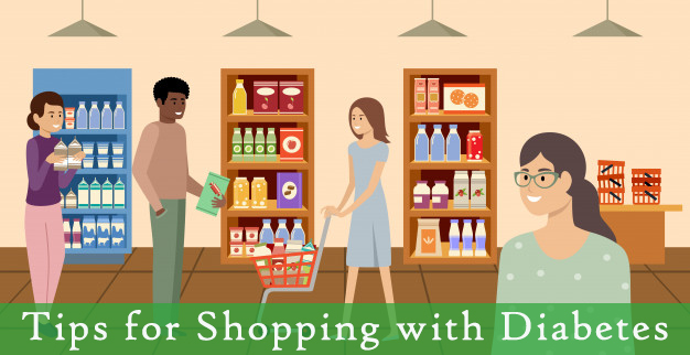 Tips for Shopping with Diabetes