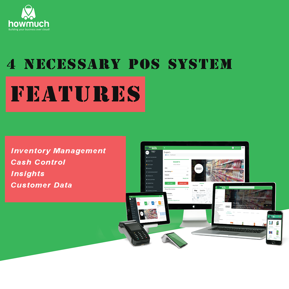4 Necessary POS System Features