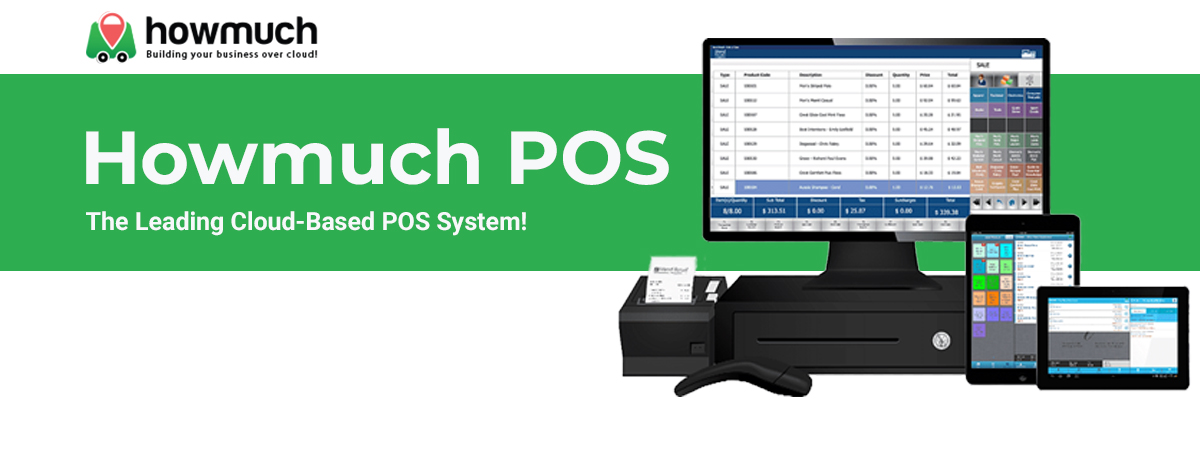HowMuch POS Info-graphics