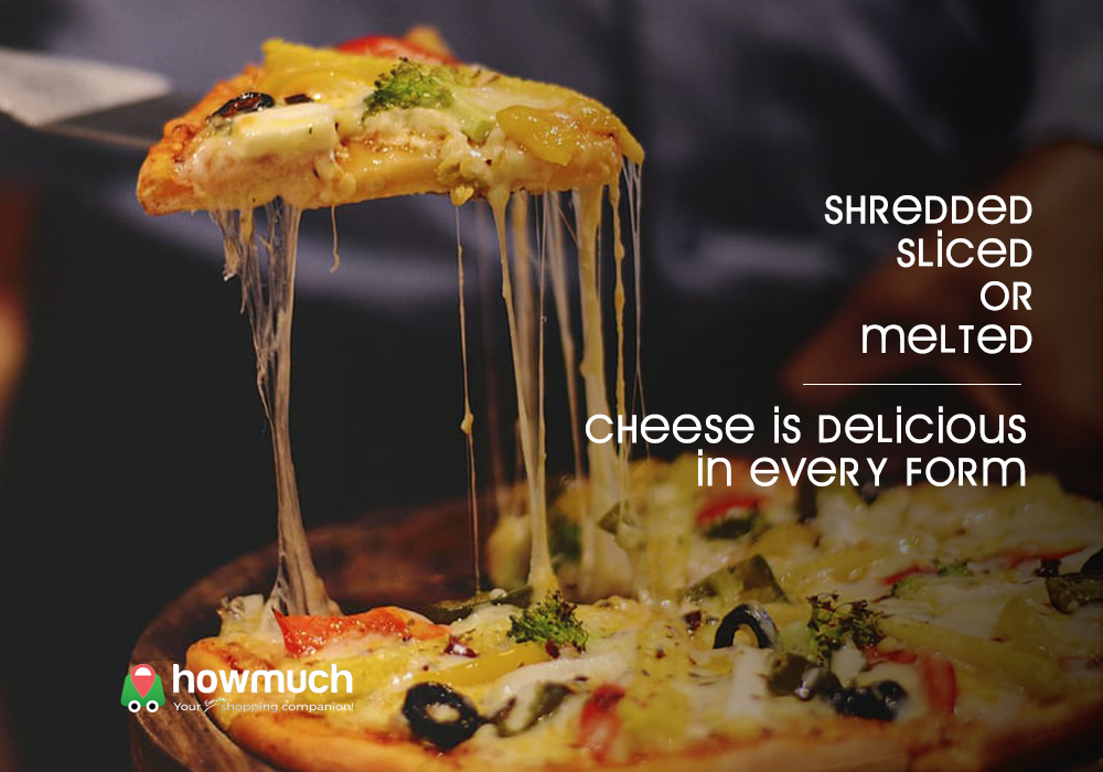 Best 5 Cheese For Pizza