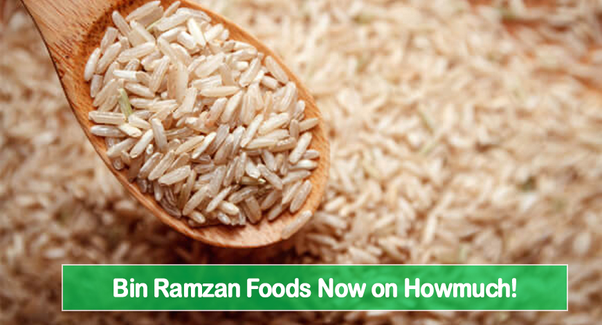 Bin Ramzan Foods Now on Howmuch!