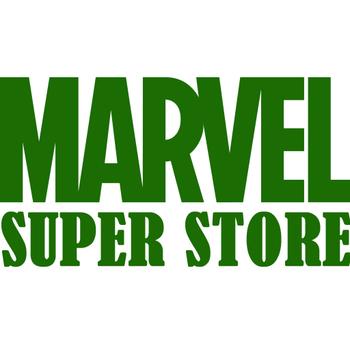 Marvel Super Store Logo