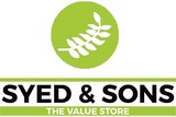 SYED & SONS Howmuch undefined