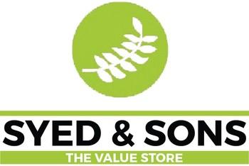 SYED & SONS Logo