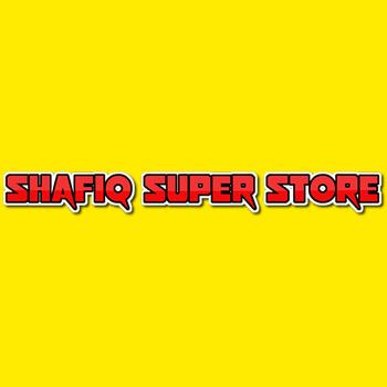Shafiq Kiyani Super  Store  Logo