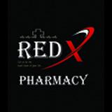 RedX Pharmacy E-11 Logo