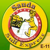 Sauda Sulf E-11 Logo