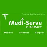 Medi Serve Pharmacy F-10 Logo