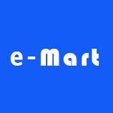 E Mart Logo