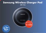 Samsung Wireless Charger Pad Afc 15w